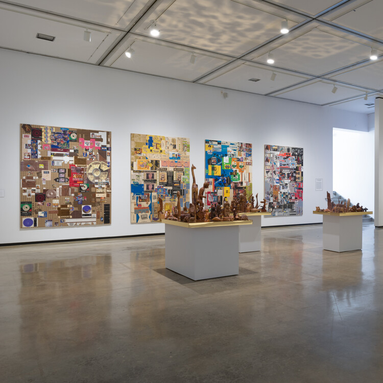 Installation view of R.S.V.P. Los Angeles: The Project Series at Pomona at the Pomona College Museum of Art on view fall 2015Installation view of R.S.V.P. Los Angeles: The Project Series at Pomona at the Pomona College Museum of Art on view fall 2015