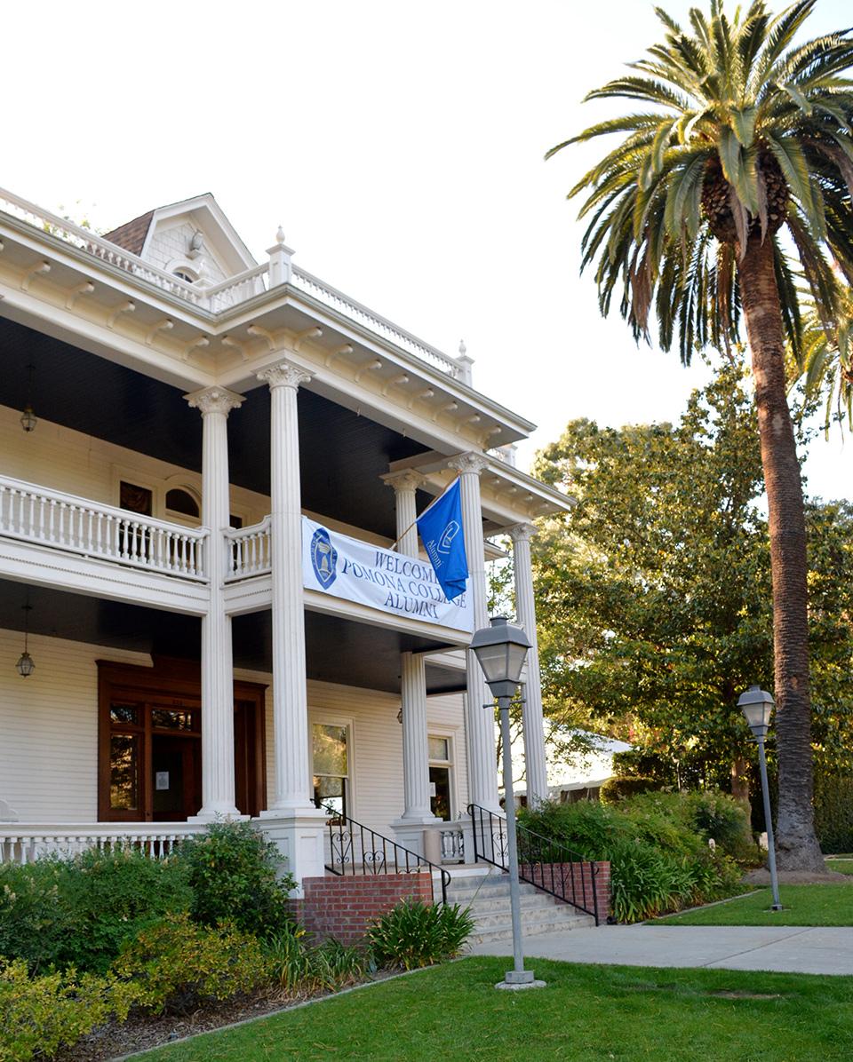 Pomona College In Claremont California Pomona College: Gretchen Berland €�86, Ed Krupp €�66, Julian Nava €�51 And George C. Wolfe €�76 Win Blaisdell