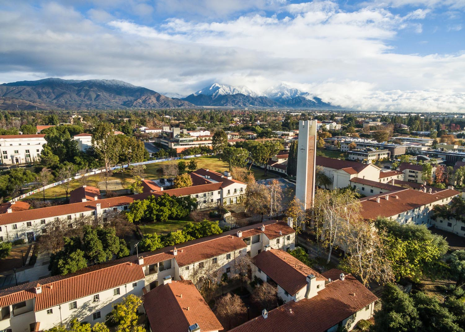 Pomona College Calendar 2021 Pomona College Adopts Test Optional Policy for Students Applying