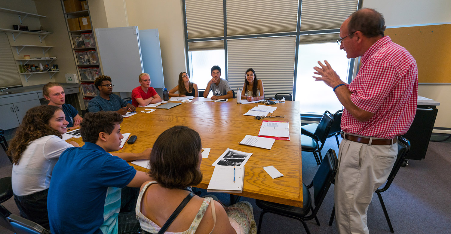 Critical Inquiry Courses Offer Up Diversity Of Topics For