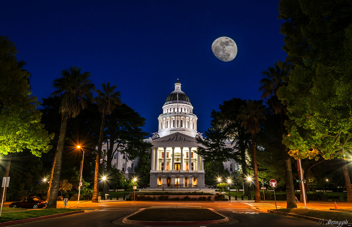 What Will California Capitol Annex Look Like After Rebuild