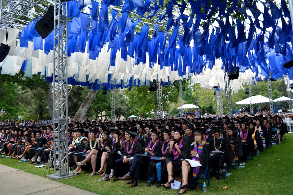 2016 commencement recap pomona college in claremont california