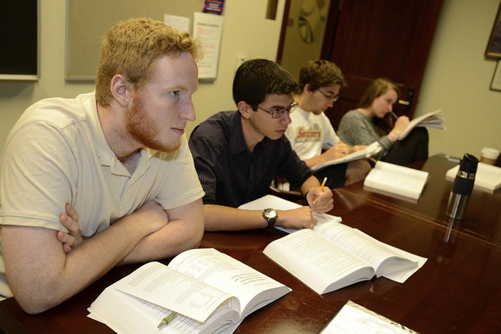 College athletics case study