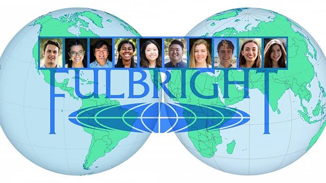 At No. 8, Pomona College has been named one of the top producers of U.S. Fulbright students and scholars for 2017-2018 among...