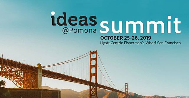 Repost: @sagehenalumni47 Early-bird registration for the Ideas@Pomona Summit closes this Friday, June 28! Save on registration cost...