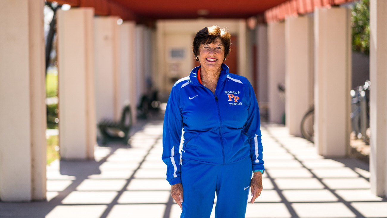 Congratulations to former Sagehen Women's Tennis Head Coach Ann Lebedeff who was inducted into the Intercollegiate Tennis...