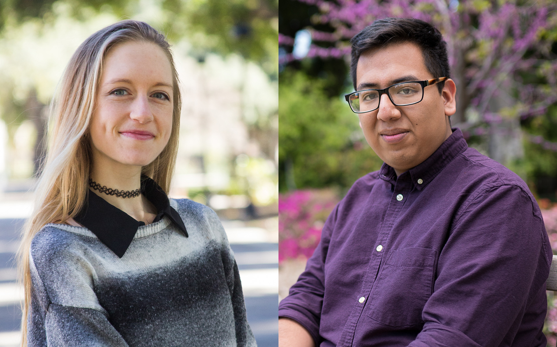 Congratulations to Alejandro Guerrero '19 and Sophie Roe '19, this year's winners of the Napier Award! The awards will help fund...