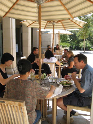 Pomona Sagehen Cafe Hours