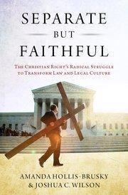 "Book jacket image for ""Separate But Faithful"""