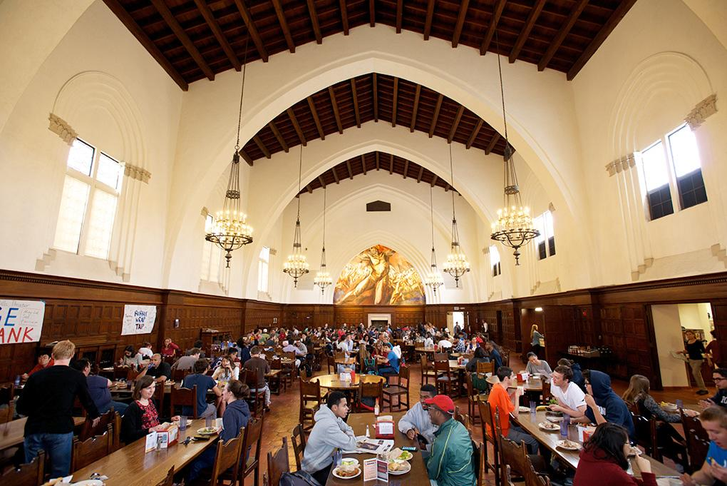Frary Dining Hall