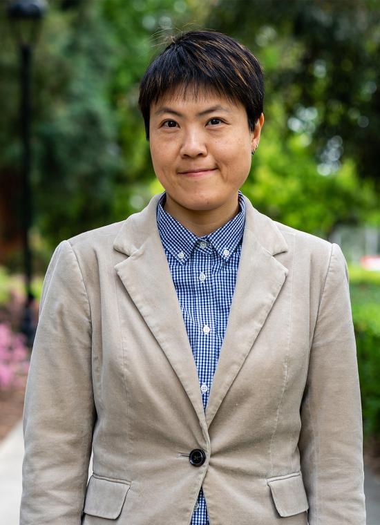 Prof. Angelina Chin