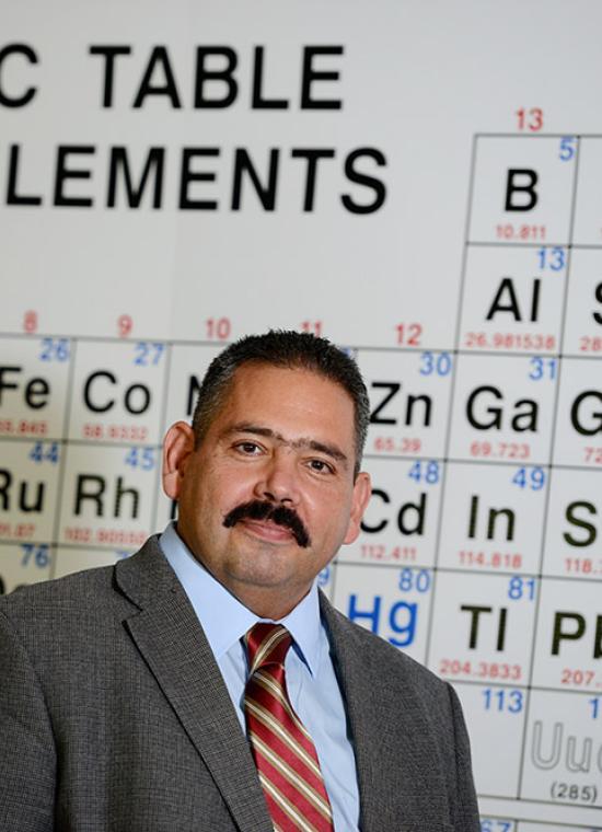 Prof. Roberto Garza-Lopez