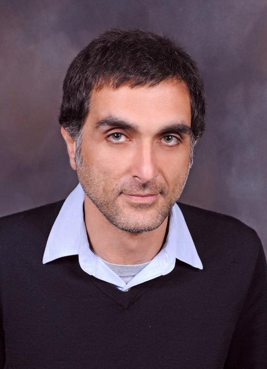 Prof. Arash Khazeni