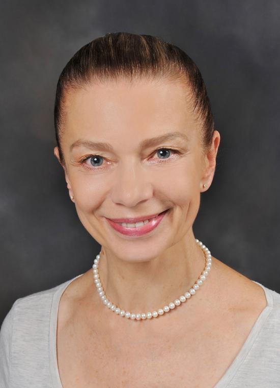 Larissa Rudova
