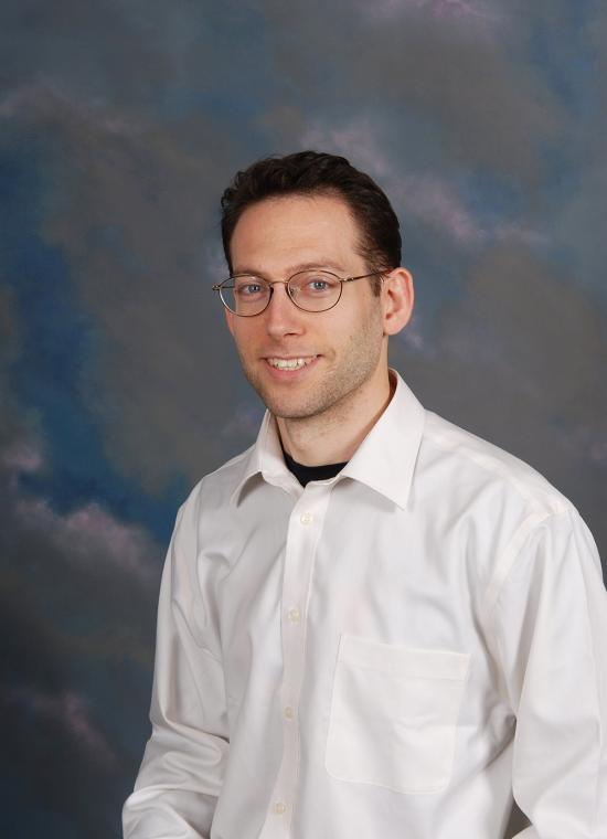 Prof. Matthew Sazinsky