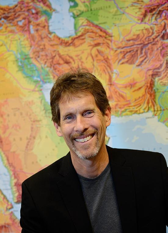 Prof. Ken Wolf