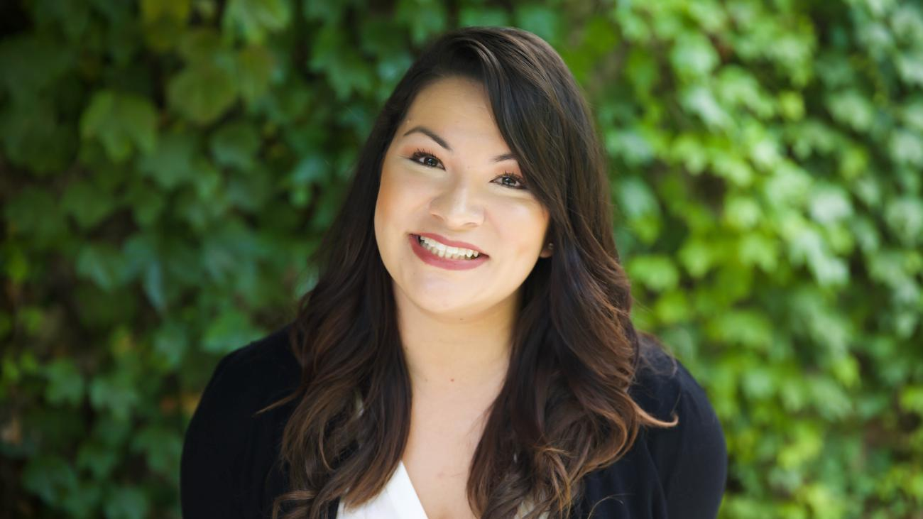 Headshot of Tiffany Mendez, director of financial aid,