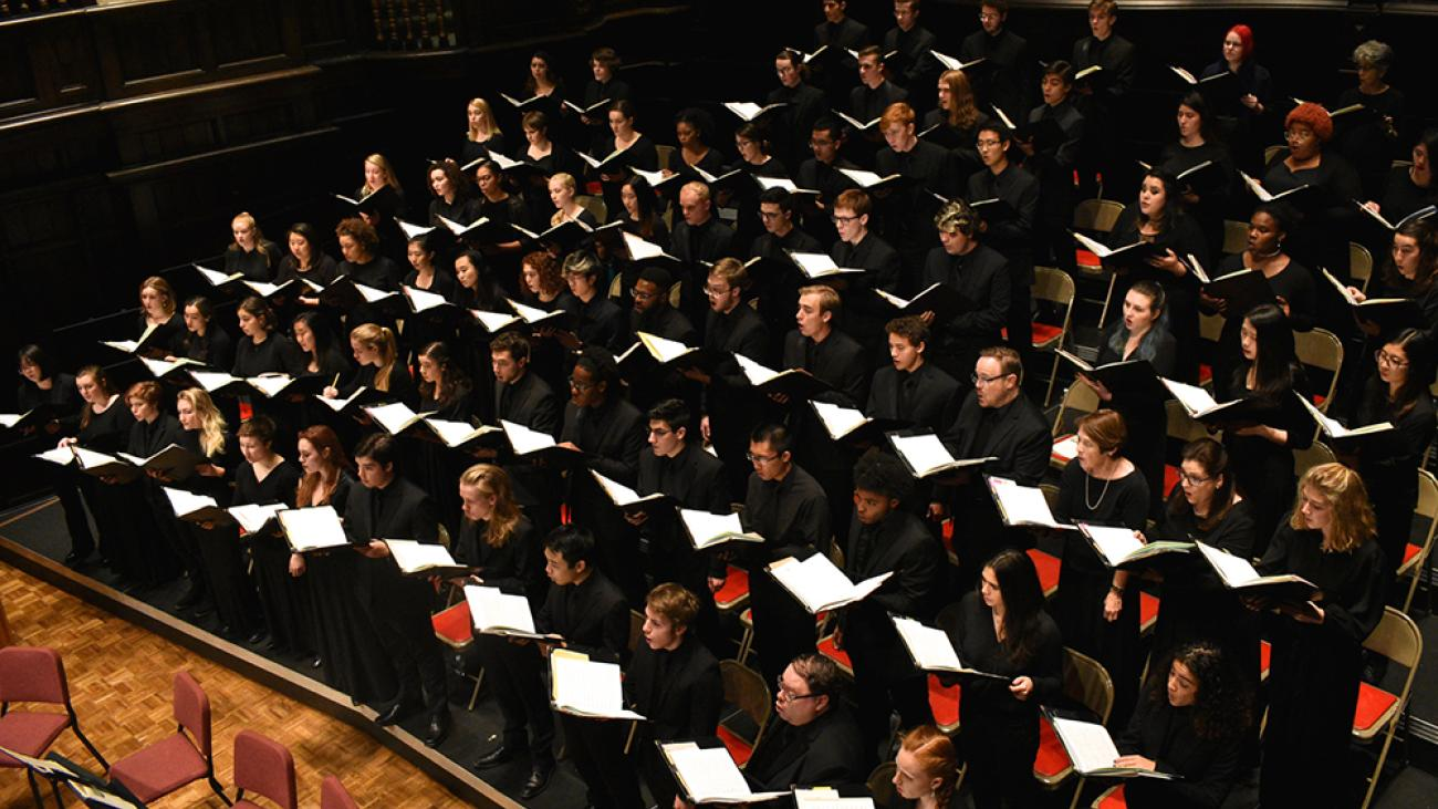 Pomona College Choir