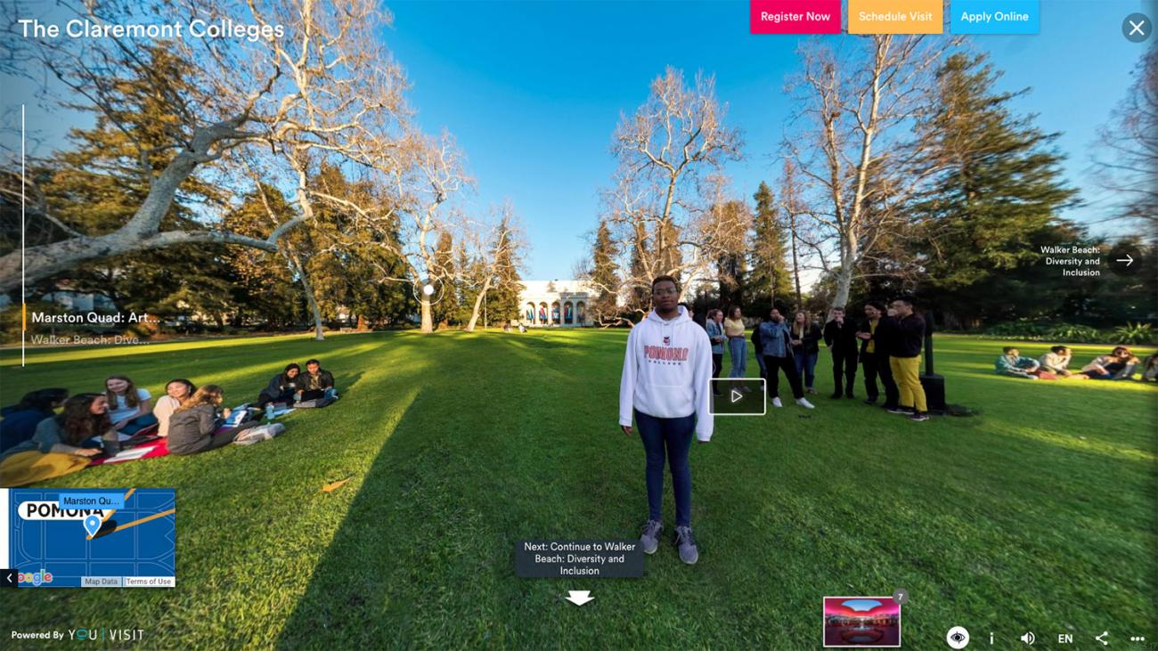 Take The Claremont Colleges Virtual Tour