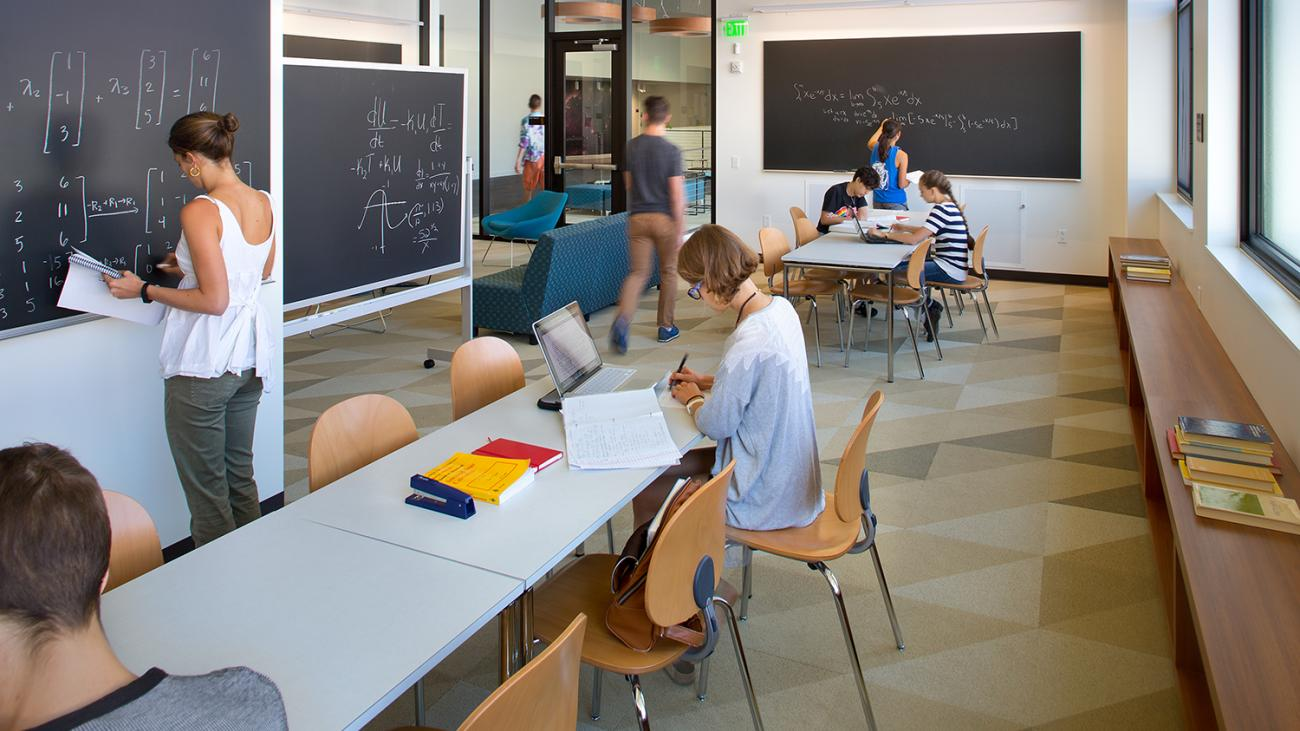 Math Student Commons