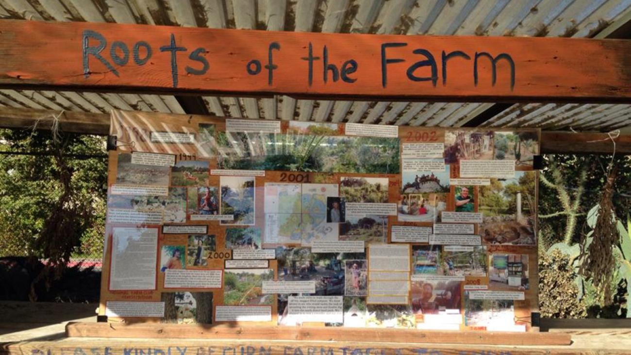The Roots of the Farm explores Farm history